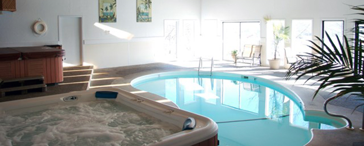 Southwood Shores indoor pool